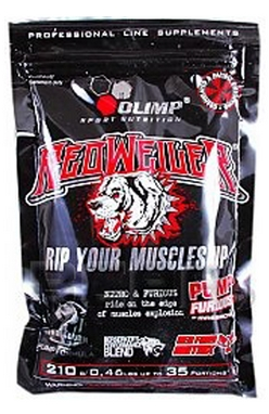 Энергетик Olimp Nutrition Redweiler (210 г)