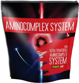 Фото 1 к товару Аминокомплекс Power Pro Aminocomplex System (500 г)
