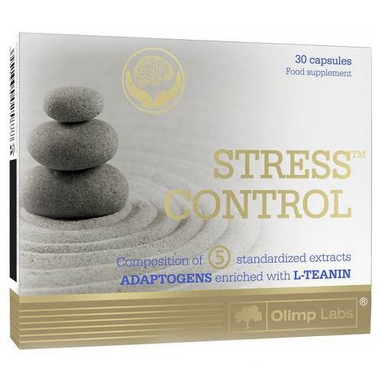 Комплекс витаминов Olimp Nutrition Stress control (30 капсул)