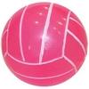 Мяч волейбольный пляжный BA-3007 розовый - фото 1