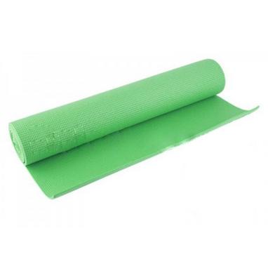 Коврик для фитнеса Pro Supra Yoga mat зеленый 4 мм