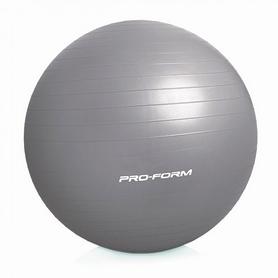 Фото 1 к товару Мяч для фитнеса (фитбол) ProForm 75 см серый