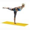 Коврик для фитнеса ProForm PFIYM113 желтый 3 мм - фото 6
