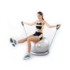 Мяч для фитнеса (фитбол) Body Sculpture BB-011 65 см глянцевый - фото 3