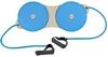 Диск здоровья двойной массажный Pro Supra Double Twister с эспандерами - фото 1