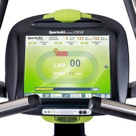 Фото 3 к товару Велотренажер электромагнитный SportsArt C575U
