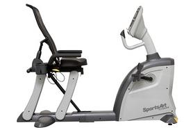 Фото 2 к товару Велотренажер электромагнитный (горизонтальный) SportsArt C521R