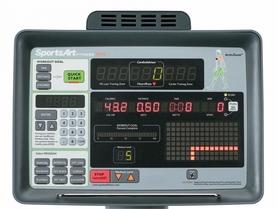 Фото 2 к товару Велотренажер электромагнитный (горизонтальный) SportsArt C570R