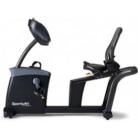 Фото 2 к товару Велотренажер электромагнитный (горизонтальный) SportsArt C575R