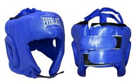 Фото 1 к товару Шлем боксерский открытый Everlast BO-4493-B синий