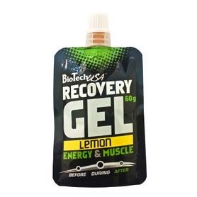 Напиток восстанавливающий BioTech Recovery Gel lemon 60 г
