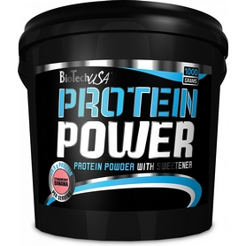 Протеин BioTech Protein Power (1000 г) - ваниль