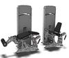 Тренажер для мышц сгибателей и разгибателей бедра Fit Way Factory Bridge Style A 103.1 - фото 1