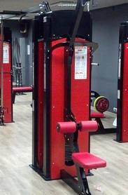 Фото 3 к товару Блок для мышц спины (верхняя тяга) Fit Way Factory Bridge Style A 105