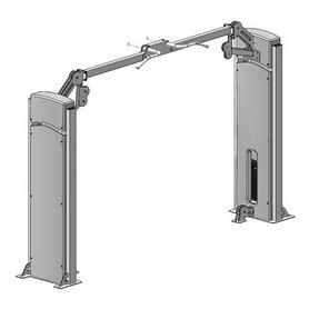 Блочная рамка (кроссовер) Fit Way Factory Bridge Style A 106.1