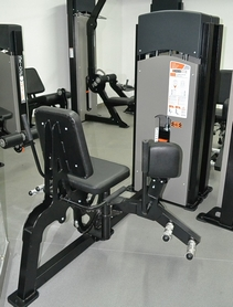 Фото 2 к товару Тренажер для приводящих мышц бедра (сведение ног) Fit Way Factory Bridge Style A 108