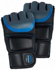 Фото 1 к товару Перчатки для MMA Bad Boy Pro Series 3.0 blue