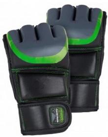 Фото 1 к товару Перчатки для MMA Bad Boy Pro Series 3.0 green