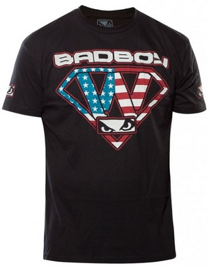 Футболка Bad Boy Chris Weidman 2015