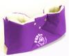 Муфта на санки или коляску PUPSik фиолетовая - фото 1