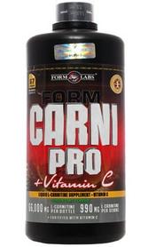 Фото 1 к товару Жиросжигатель Form Labs Form CarniPro (1000 мл)