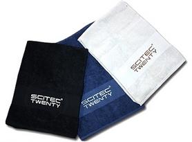 Полотенце Scitec Nutrition серое