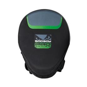Фото 2 к товару Лапы боксерские Bad Boy Pro Series 3.0 Precision Green