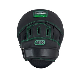 Фото 3 к товару Лапы боксерские Bad Boy Pro Series 3.0 Precision Green
