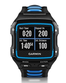 Фото 1 к товару Часы мультиспортивные Garmin Forerunner 920XT Black & Blue