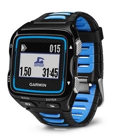 Фото 2 к товару Часы мультиспортивные Garmin Forerunner 920XT Black & Blue