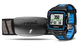 Фото 4 к товару Часы мультиспортивные Garmin Forerunner 920XT Black & Blue