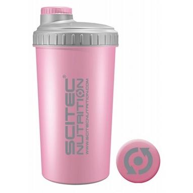 Шейкер Scitec Nutrition розовый