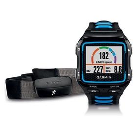 Часы мультиспортивные с кардиодатчиком Garmin Forerunner 920XT Bundle Black & Blue