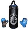 Набор боксерский детский Full Contact (39х14 cм) черный - фото 1