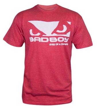 Футболка Bad Boy Champion red/white