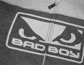Фото 6 к товару Кофта спортивная детская Bad Boy Kids Superhero charcoal