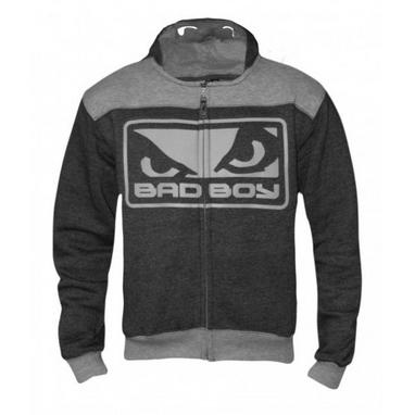 Кофта спортивная детская Bad Boy Kids Superhero charcoal