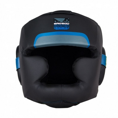 Шлем боксерский Bad Boy Pro Series 3.0 Full Blue