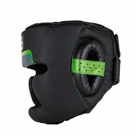 Фото 2 к товару Шлем боксерский Bad Boy Pro Series 3.0 Full Green