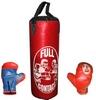 Набор боксерский детский Full Contact (60х23 см) красный - фото 1