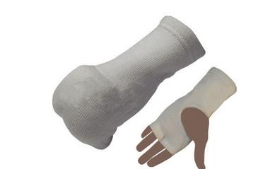 Накладки (перчатки) для карате LG20-W белые