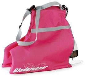 Фото 1 к товару Сумка для фигурных коньков Bladerunner розовая