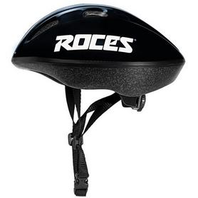 Велошлем шосссейный Roces Fitness black