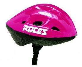 Фото 1 к товару Велошлем шосссейный Roces Fitness pink