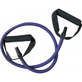 Эспандер трубчатый для фитнеса Pro Supra FI-2659-V 50LB фиолетовый