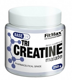 Креатин FitMax Base Tri Creatine Malate (250 г)