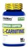 Жиросжигатель FitMax Green Coffee L-Carnitine (90 капсул) - фото 1