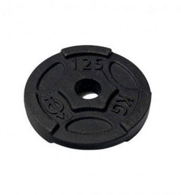 Диск чугунный USA Style 1,25 кг - 26 мм
