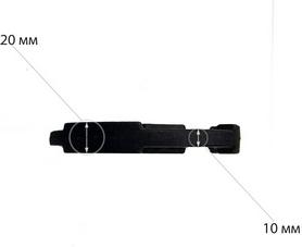 Фото 3 к товару Диск чугунный USA Style 1,25 кг - 26 мм