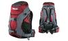 Рюкзак туристический Terra Incognita Nevado 40 красный/серый - фото 1